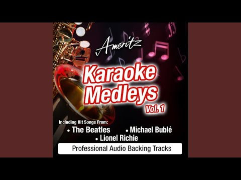 Tamla Motown Medley - I Want You Back/Sugar Pie/Same Old Song/Reach Out/My Girl/Walk Away/Hurry...