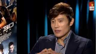 GI Joe 2 Die Abrechnung | Byung-Hun Lee - Storm Shadow - Interview (2013)