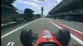 2004 Spanish GP Highlights