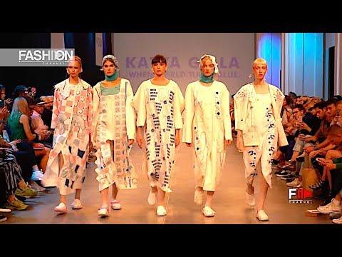 KATYA GELLA Spring Summer 2019 Ukrainian FW - Fashion Channel