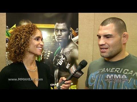 UFC 155: Cain Velasquez on Fighting Lighter + Faster In JDS Rematch, Facing Keyboard Warriors