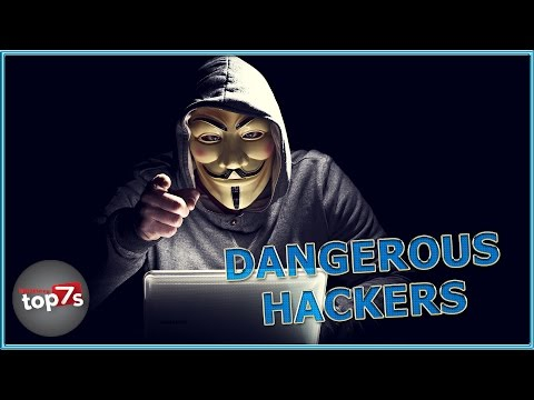 Most Dangerous Criminal Hackers In The World