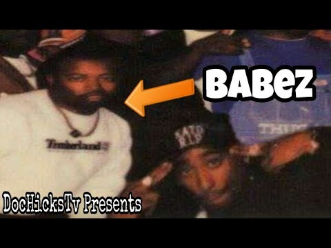 Interview: 'Babez' The Man And Money Behind Tupac And Thug Life | DocHicksTv