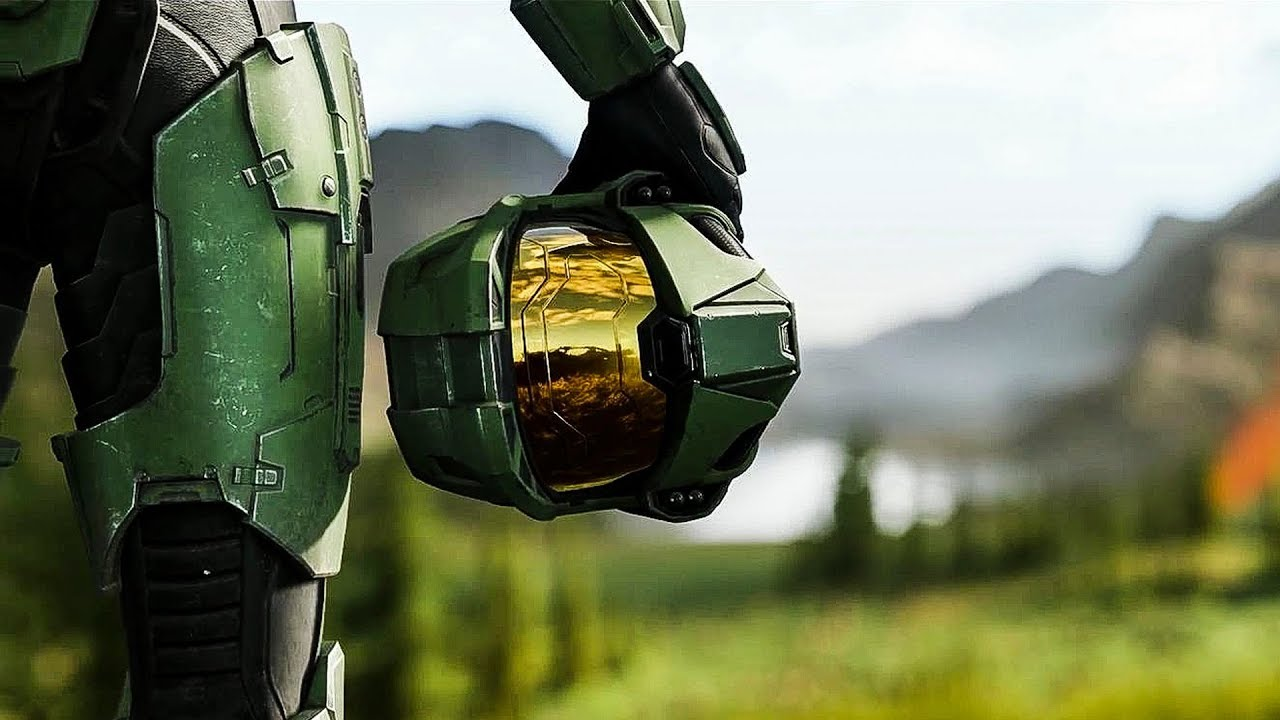 Halo Infinite E3 2018 Trailer Xbox Conference Youtube