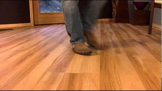 TrafficMaster Allure Ultra Resilient Flooring Installation - Review