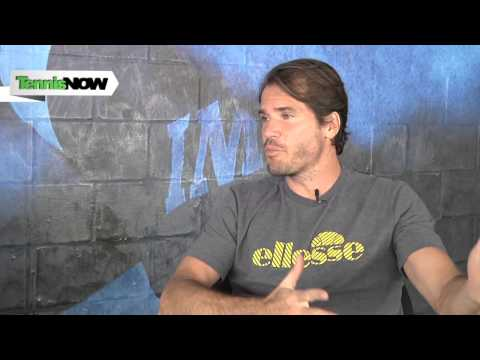 Tommy Haas on Fame, Backhands, Hairstyles & More