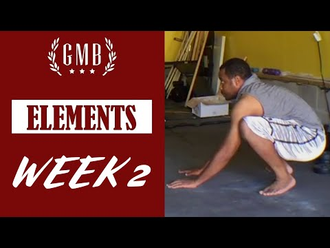 GMB Elements Review Week 2 | Know When To Listen To Your Body