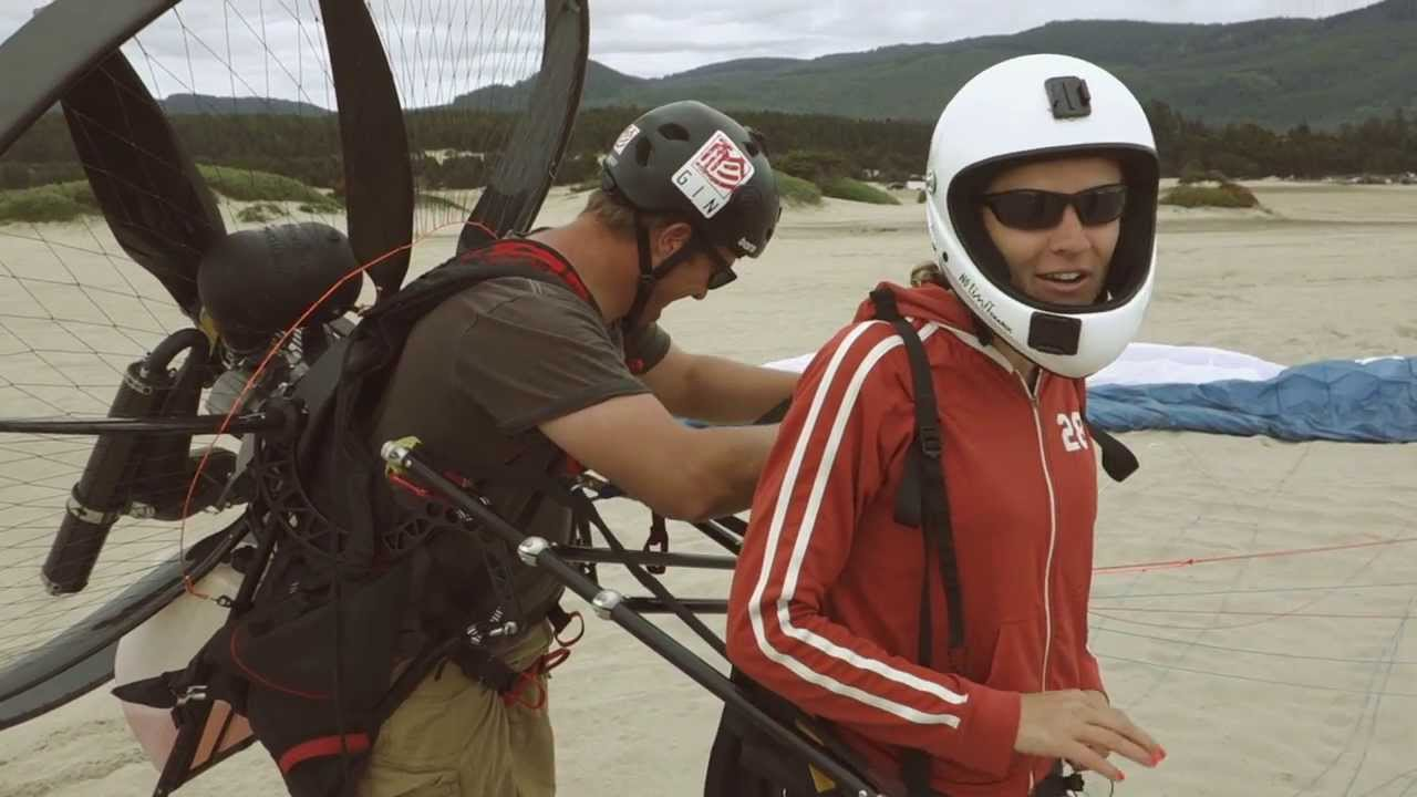 Tandem Paramotor Flying – Fly Halo