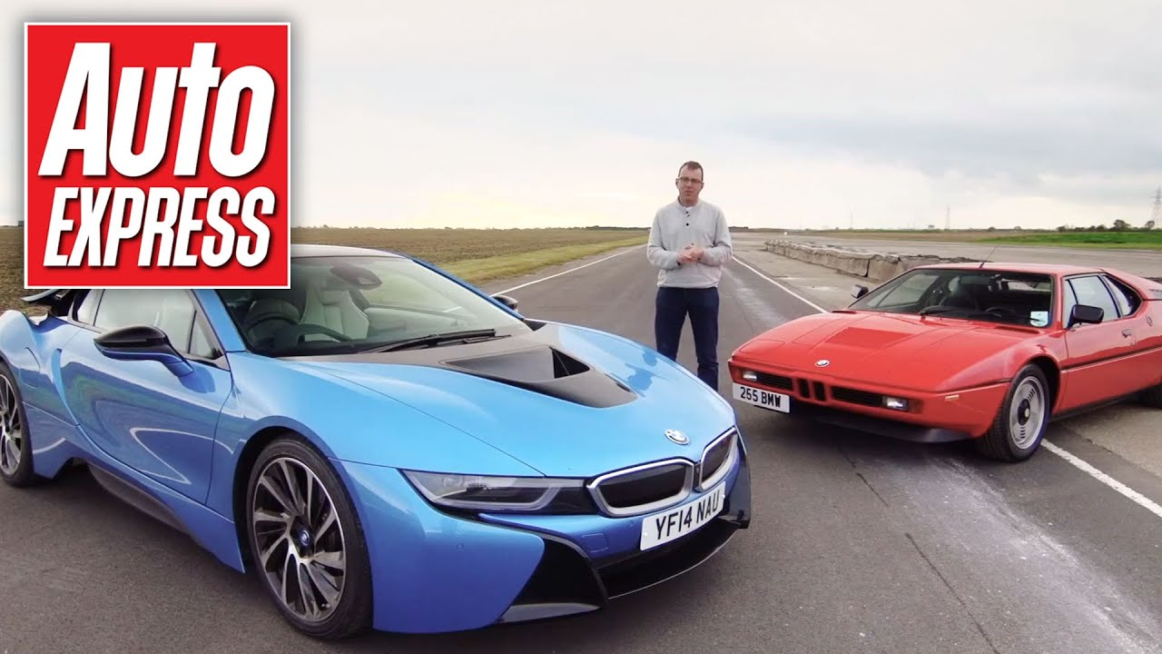 Bmw I8 Vs Bmw M1 Track Battle Youtube