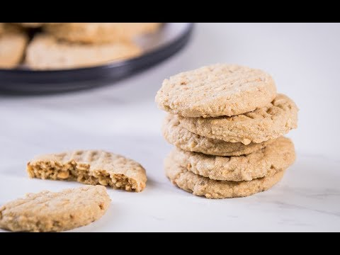 คุกกี้พีนัตบัตเตอร์ The Perfect Peanut Butter Cookies - วันที่ 17 Jul 2018