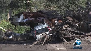 Death toll rises to 18 in Montecito as 7 remain unaccounted | ABC7