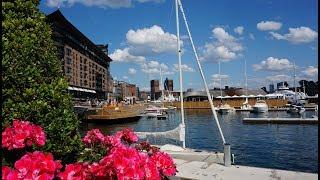 видео Главные достопримечательности Осло (Норвегия)
