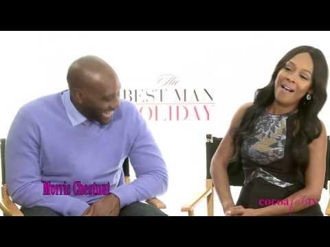 Morris Chestnut & Monica Calhoun Talk Best Man Holiday & Character Regrets