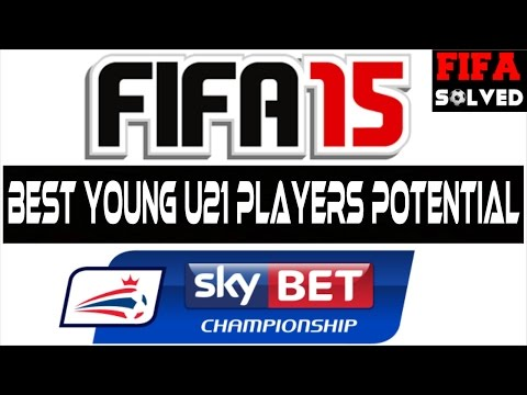 FIFA 15 Best Young U21 SkyBet Championship Players Potential