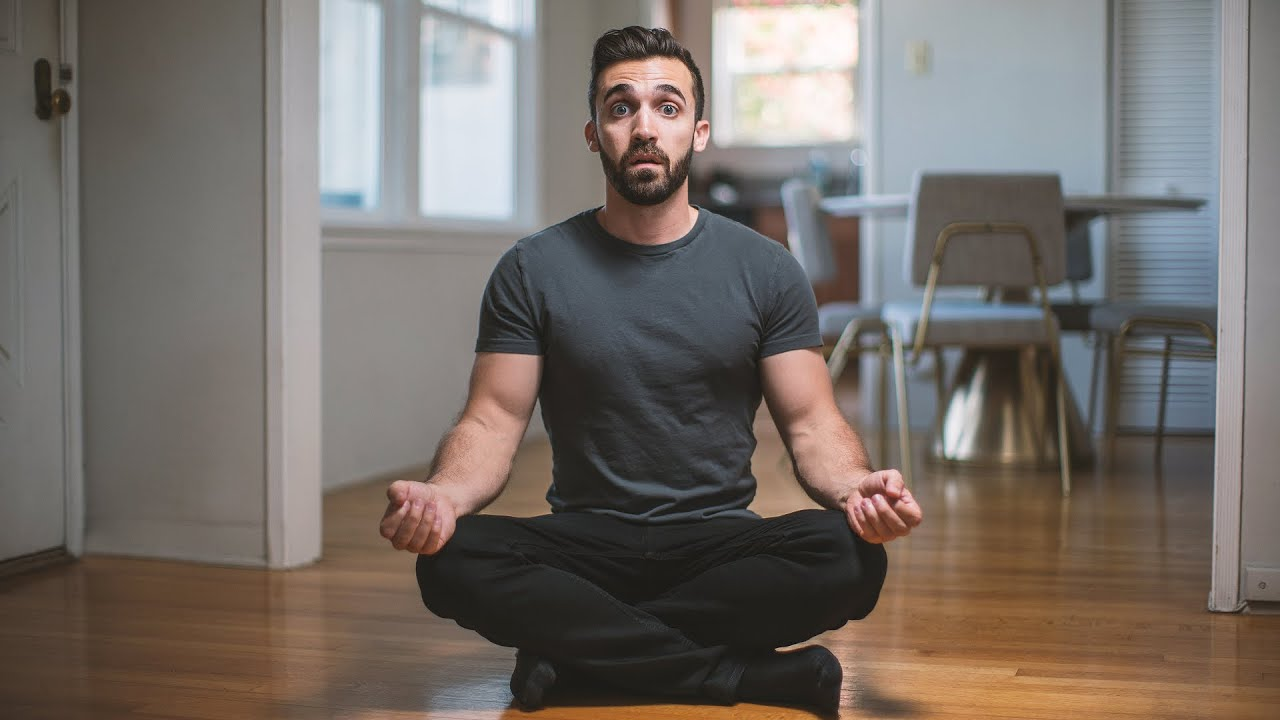 I meditated 1 hour every day for 30 days