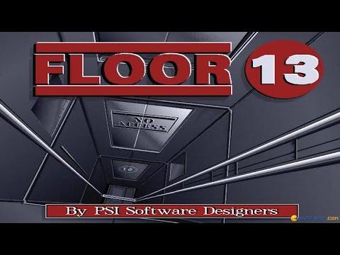 Floor 13 gameplay (PC Game, 1992)