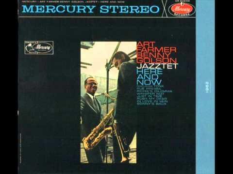 Art Farmer & Benny Golson Jazztet - In Love In Vain