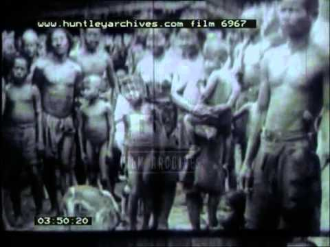 Life in Malaysia, South East Asia, 1930's -- Film 6967