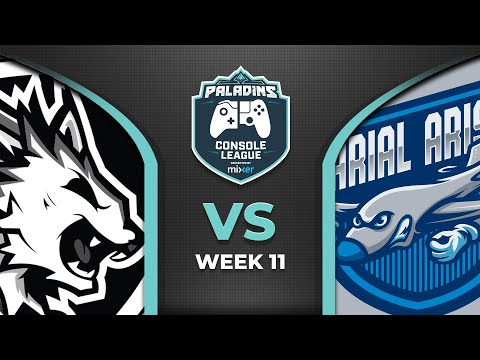 PCL 2019 - Europe PS4 - Week 11 - Flash Point Vs Arial Arise