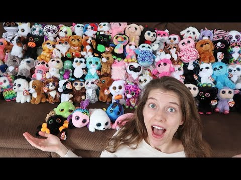 TY Beanie Boos Collection 2017