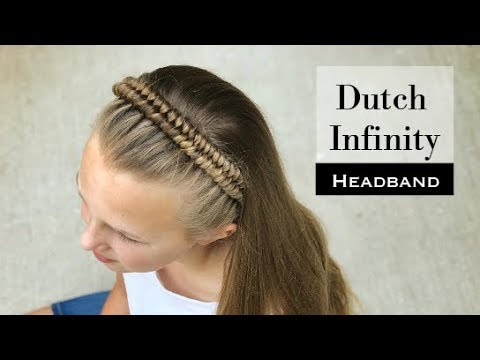 Dutch Inifinity Headband Braid by Holster Brands