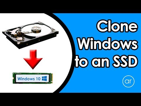 How to Clone Windows from a Hard Disk to an M.2 SSD (and Keep It Bootable)
