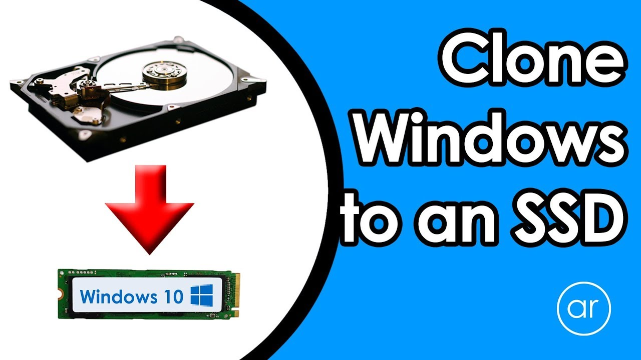 how to clone windows 10 to samsung ssd