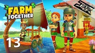 Farm Together - 13.Rész (Római, Viking és Középkori kiegészítő) - Stark