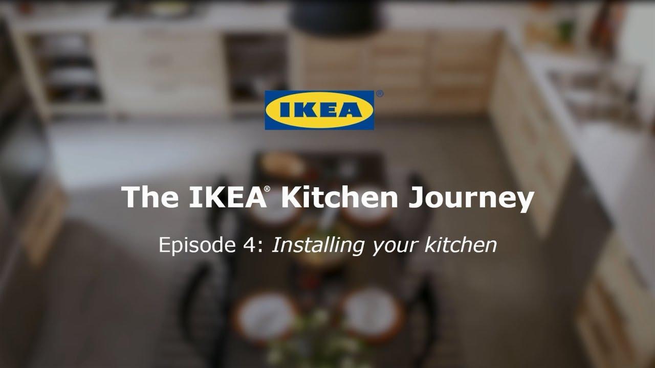 Kitchen Installation   IKEA Kitchen Video Series (4 Of 4)