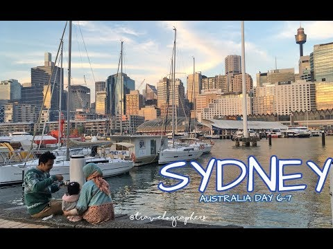 Naik Ferry Di Sydney Australia, View Harbour Bridge & Opera House Nya Keren Banget! | Australia #5