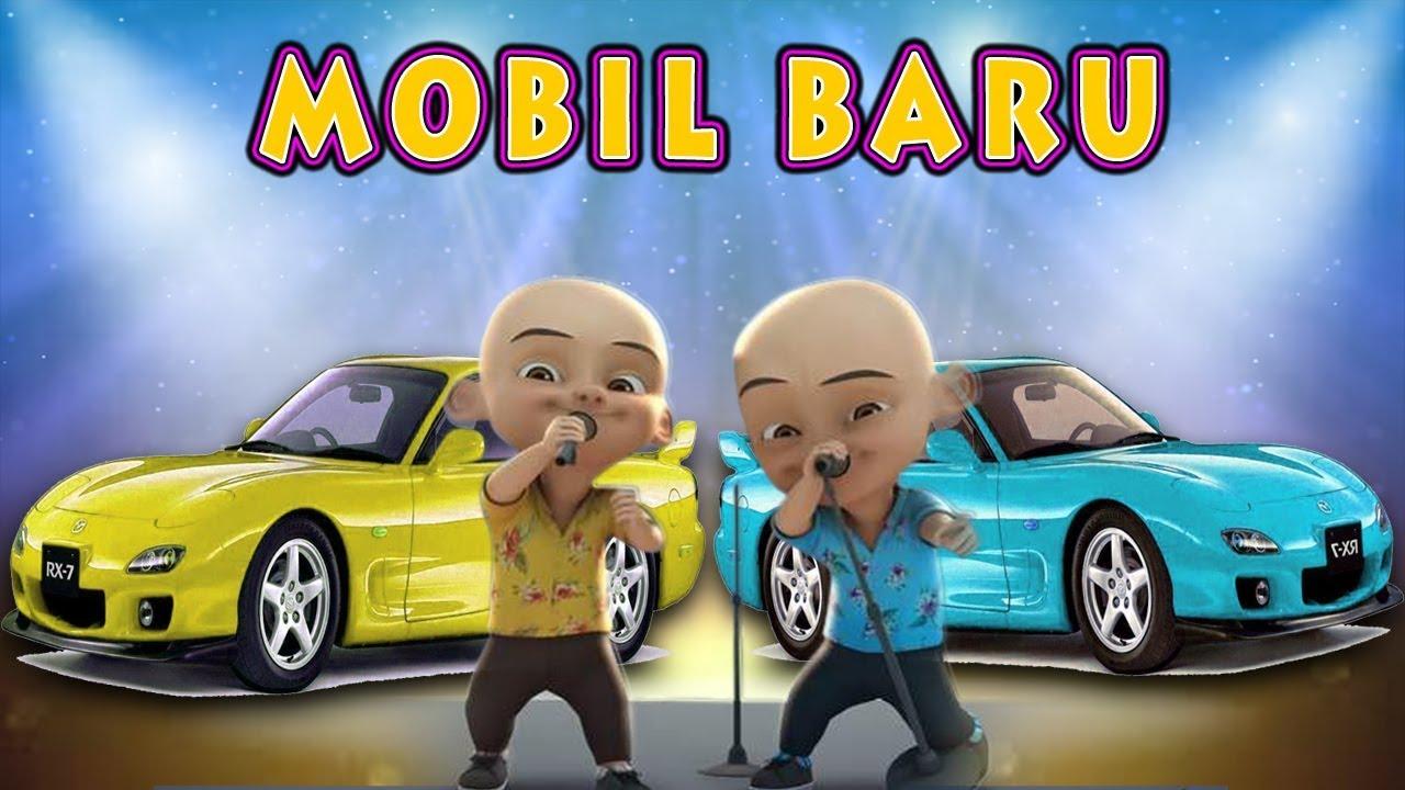 Upin Ipin Mobil Baru Versi Mobil Balap Remote Keren Banget Youtube