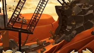 Trials Frontier! Скалистая пустыня! Серия 4! Мотоциклы!
