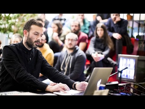 Studio Science: Larry Gus on sampling| Red Bull Music Academy