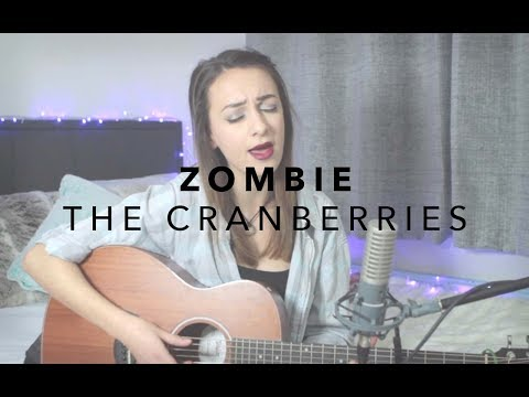 The Cranberries - Zombie (Acoustic cover) | Claudia Stark