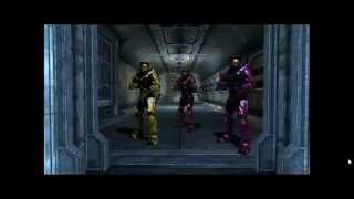 Red Vs Blue Season 8- Tex vs Reds and Blues