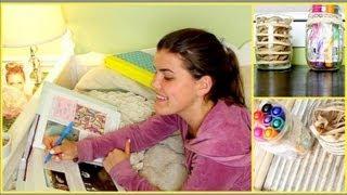 Back To School: Study Tips + Diy Desk Organization Ideas!