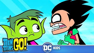 Teen Titans Go! auf Deutsch | Welchen Tag haben wir? | DC Kids