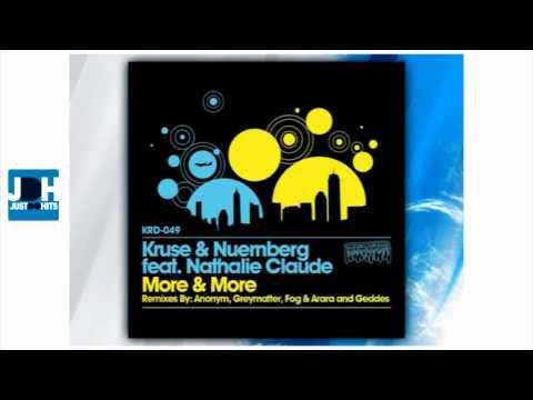Kruse & Nuernberg feat. Nathalie Claude - More & More (Original)