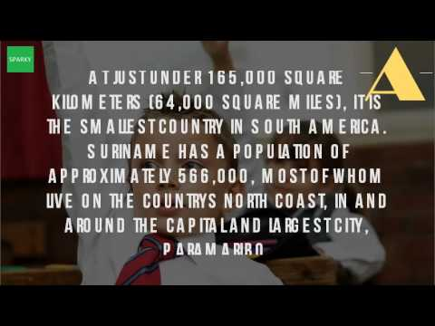 Which Country Is Paramaribo Suriname?