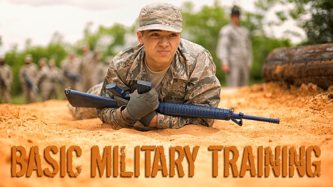 An overview of Basic Military Training (BMT), featuring interviews with Military Training Instructors and recent graduates.  Additional footage by Master Sgt. Chance Babin and by Spc. Christopher Alcocer.  For More Information Visit: http://afreserve.com/yt Like us on Facebook: http://www.facebook.com/airforcereserve Follow us on Twitter: https://twitter.com/AirForceReserve