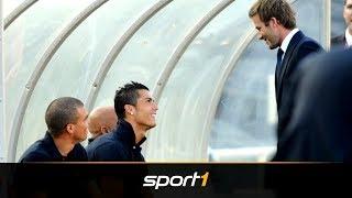 Ab 2020: Beckham will Cristiano Ronaldo   SPORT1 - TRANSFERMARKT