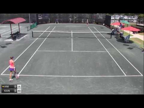 Anisimova Amanda v Kania Paula - 2017 ITF Dothan