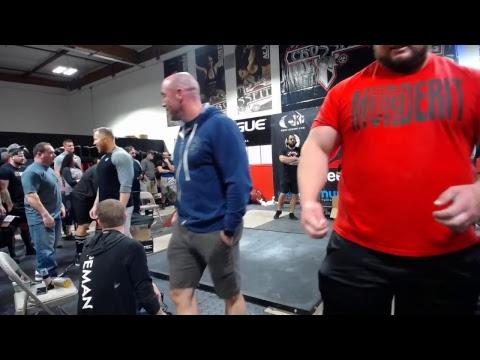 SPF Reebok Record Breakers 2017 Powerlifting Meet