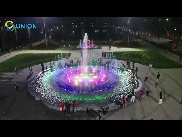 Công trình đài phun nước Huế đẹp mộng mơ | UNION JSCO