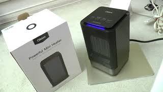 Oittm Powerful Mini Heater Review