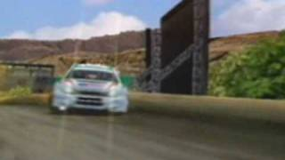 Rally Fusion - Race of Champions - Trailer E2 2002 - PS2