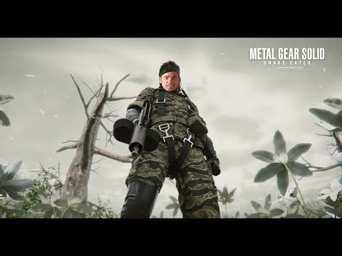 Metal Gear Solid 3: Snake Eater (Right ♂ Version)
