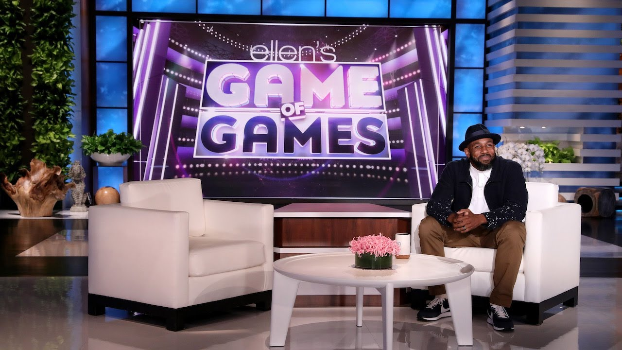 Download 'Game of Games' Is a Screamin' Good Time with 'Name Dropper'