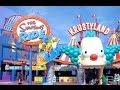 POV The Simpsons Ride Universal Studios Hollywood