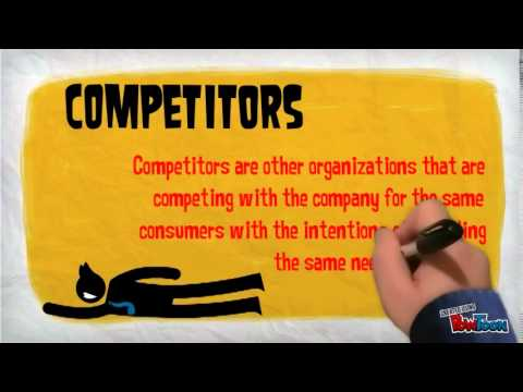 macro marketing environment and the sa